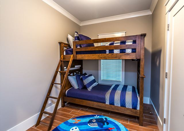 First Floor: Bunk Room