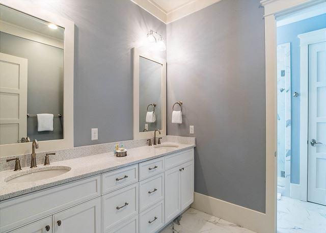 Second Floor: Private Bathroom