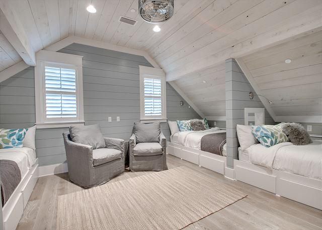 Third Floor: Bunk Room One