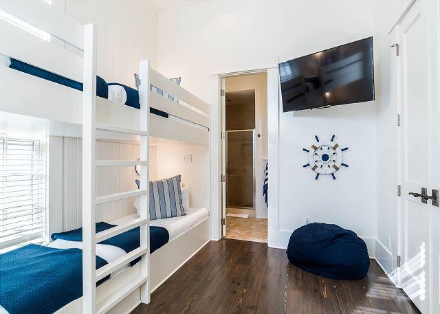 Second Floor: Bunkroom