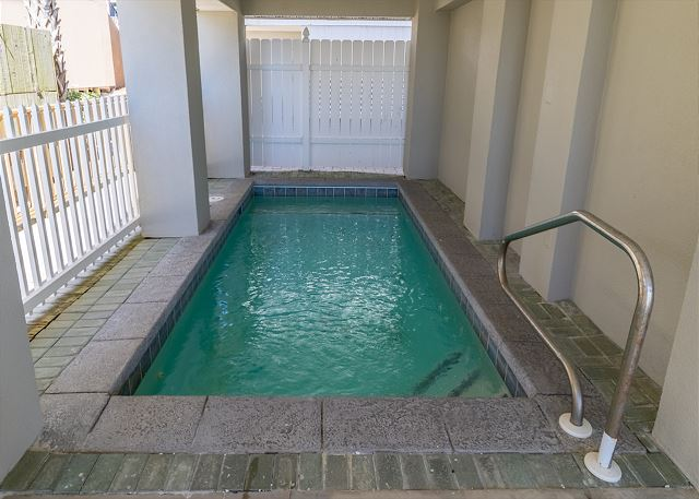 Main House: Private Pool One