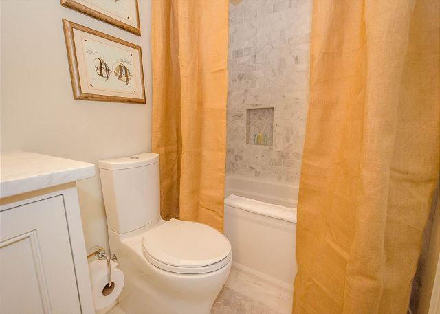 Second Floor: Private Bathroom