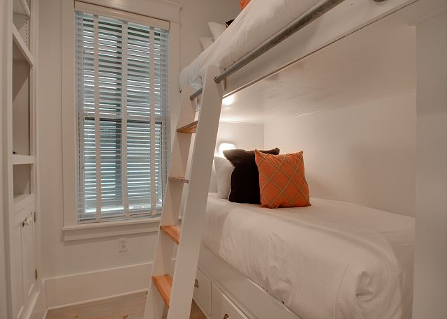 First Floor: Additional Bunk Area