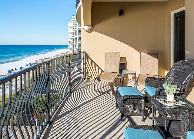 Villa Coyaba 308 - Balcony View