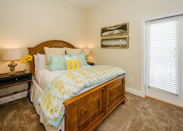 Guest Bedroom, Third Floor