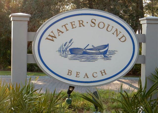 WaterSound Bridges Entrance
