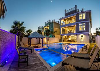 Tremendous Destin Fl Beach House Rentals Destin Beach Houses 360 Blue Interior Design Ideas Greaswefileorg