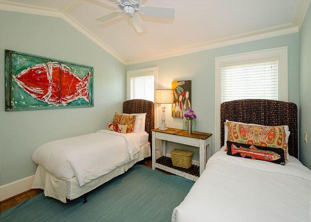 First Floor, Guest Bedroom