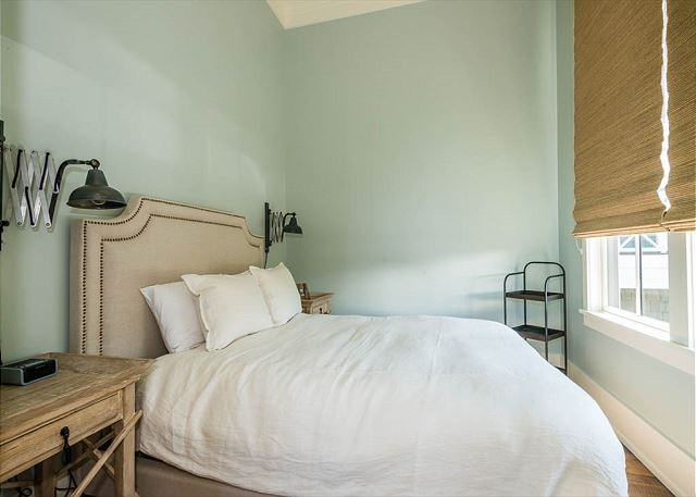 Carriage House Bedroom