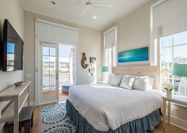 Second Floor: Bedroom