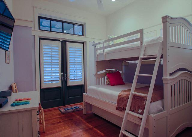 First Floor: Bunk Room