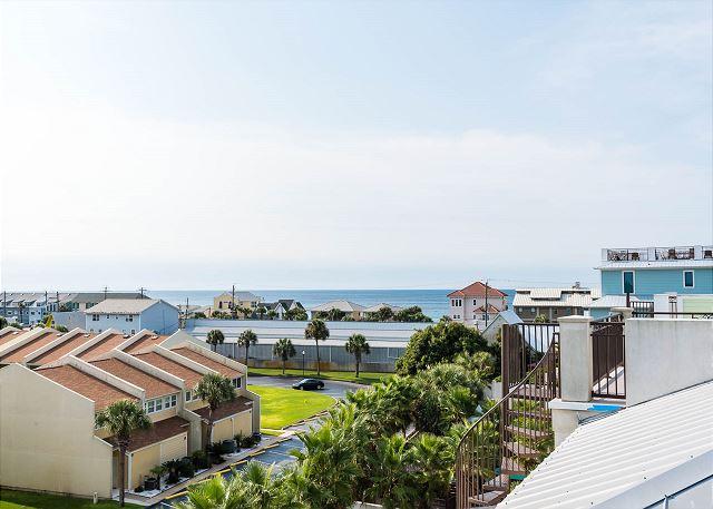 Fourth Floor Beach Views