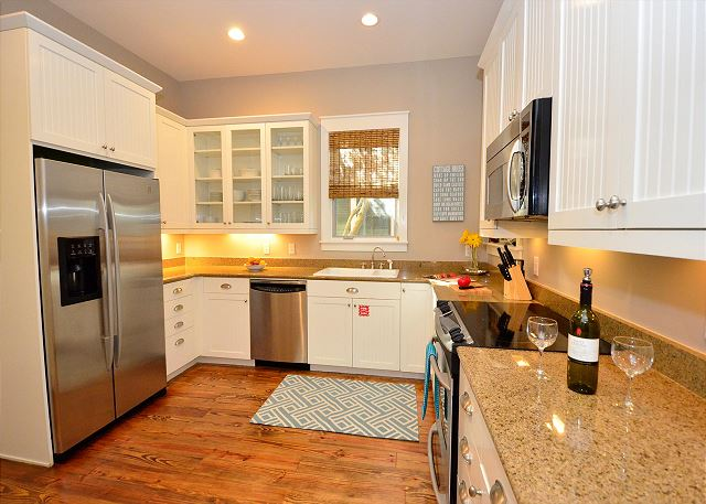 Kitchen, First Floor