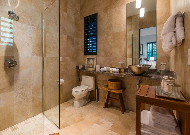 1st Floor: Private Bathroom