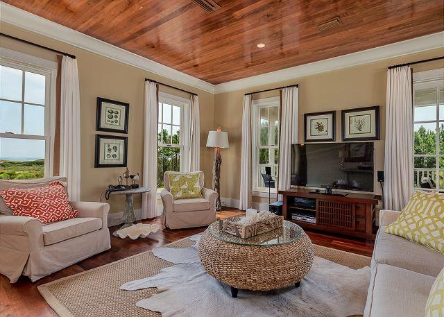 Second Floor: Living Room