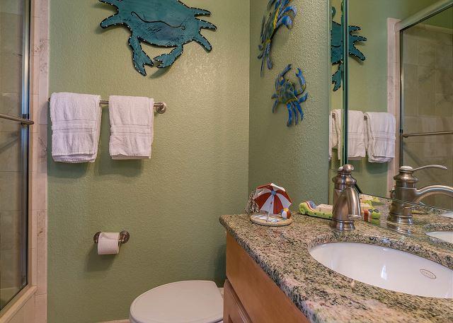 Second Floor: Private Kids Bathroom