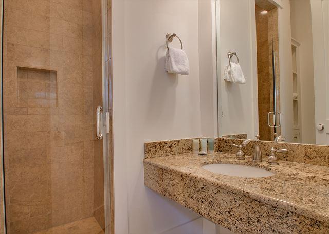 Second Floor: Shared Bathroom