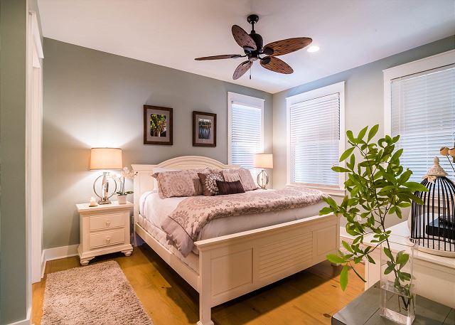 Second Floor: Guest Bedroom