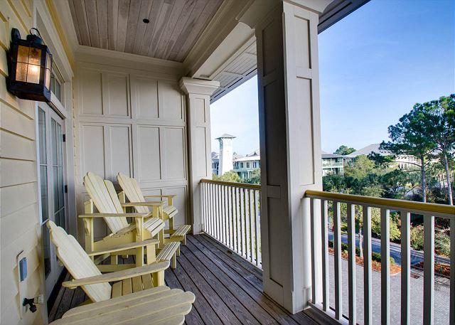 Third Floor: Porch