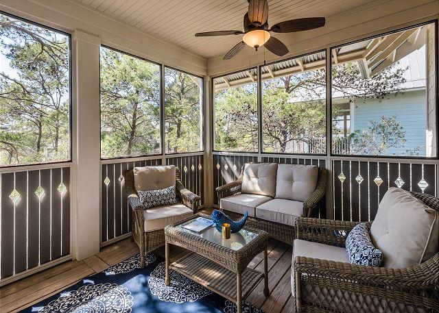 Second Floor: Porch