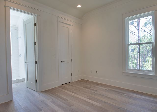 Third Floor: Guest Bedroom