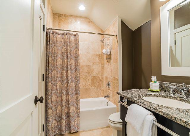 Second Floor: Guest Bathroom