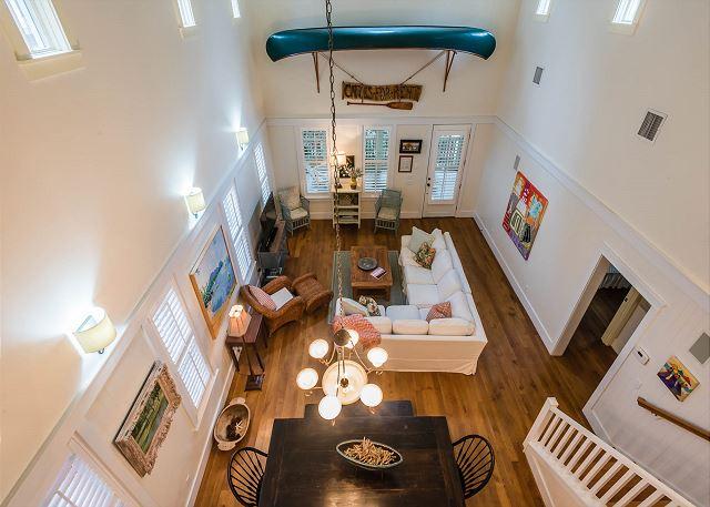 First Floor, Living Room
