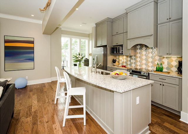 Third Floor: Kitchen