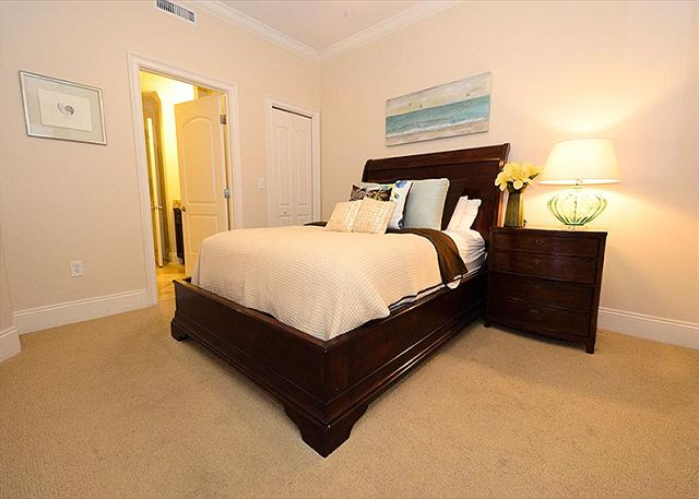Second Guest room on left