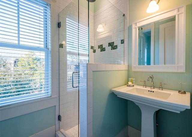 Second Floor: Guest Master Bathroom