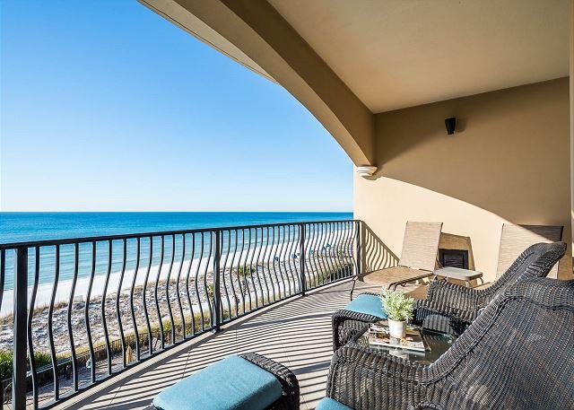 Villa Coyaba 308 - Balcony
