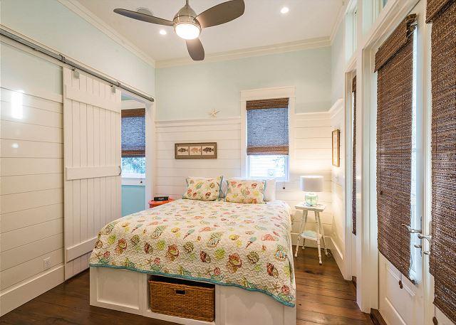 First Floor: Guest Master Bedroom