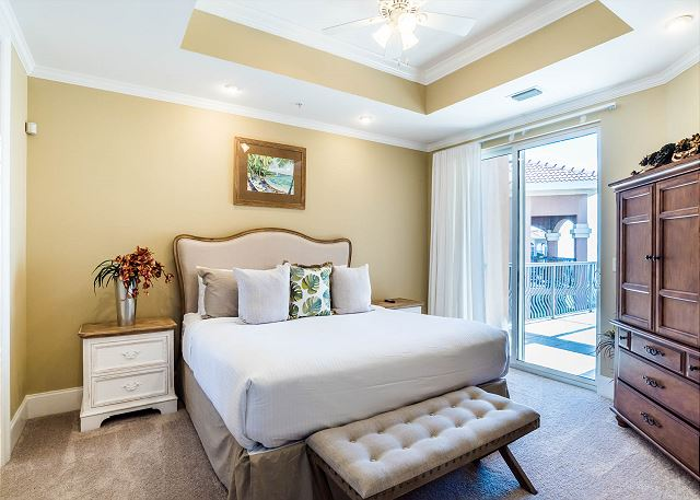 King Guest Bedroom