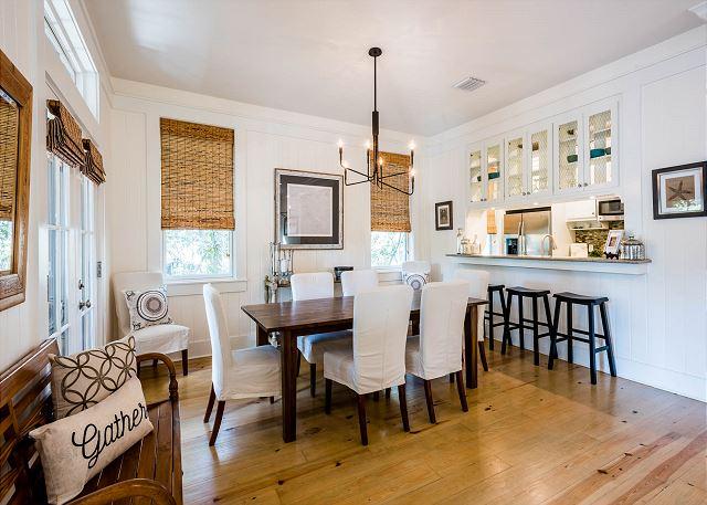 First Floor, Dining Room