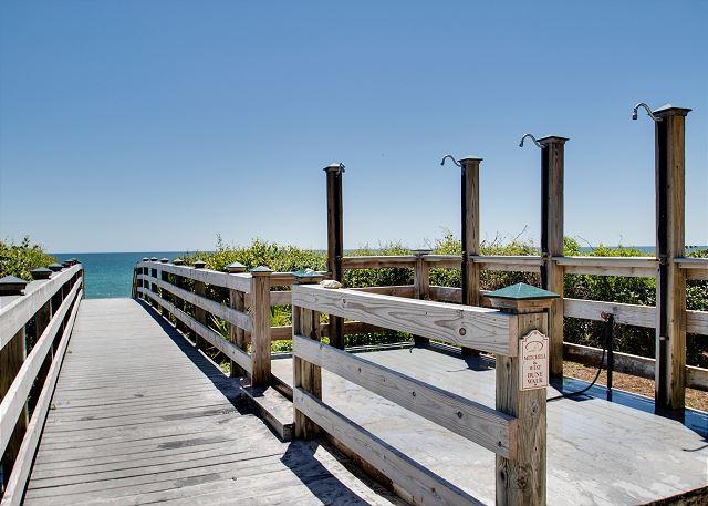 Villas At Sunset Beach - Private Beach Access