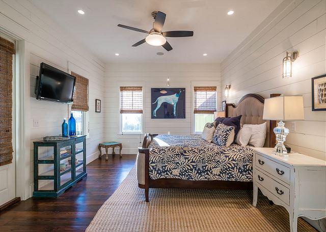Second Floor: Main Master Bedroom