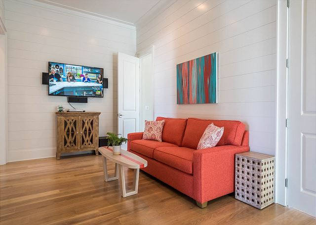 Third Floor: Additional Living Area