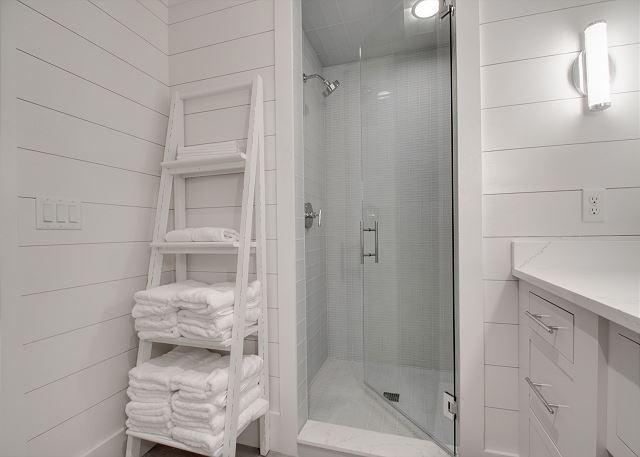 Third Floor: Bunk Room Two Bathroom