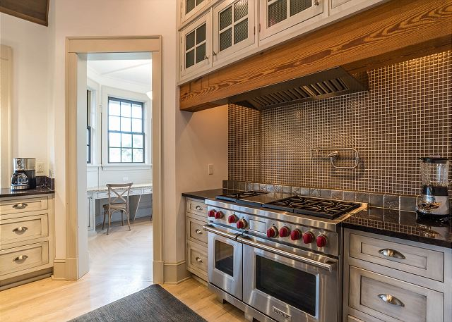 First Floor, Kitchen