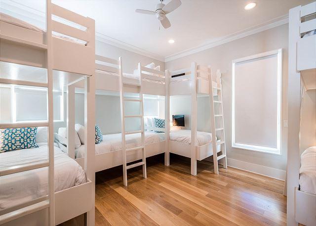 First Floor: Bunk Room One