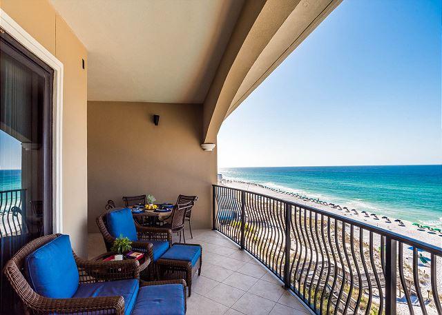 Villa Coyaba 406 Balcony View
