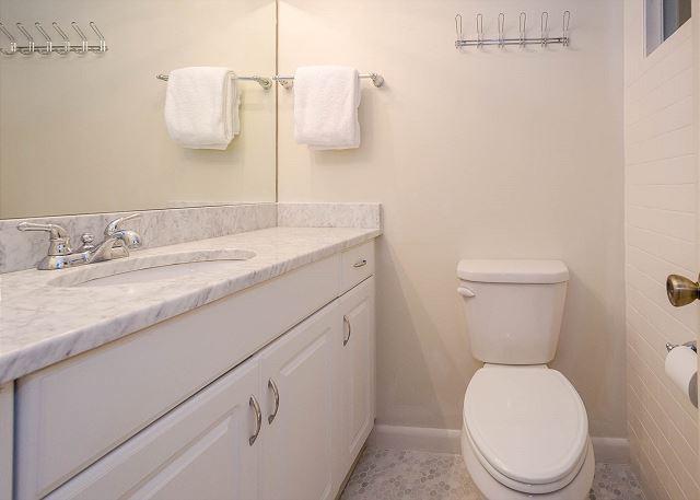 Shared Hallway Bathroom Shower Only