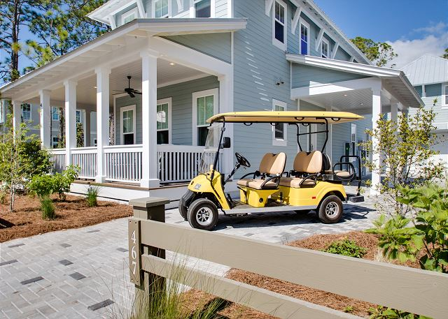 467 East Royal Fern - Golf Cart
