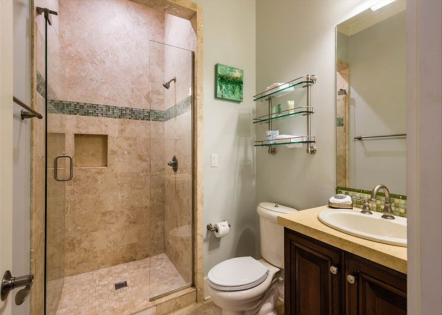 Second Floor, Guest Bathroom