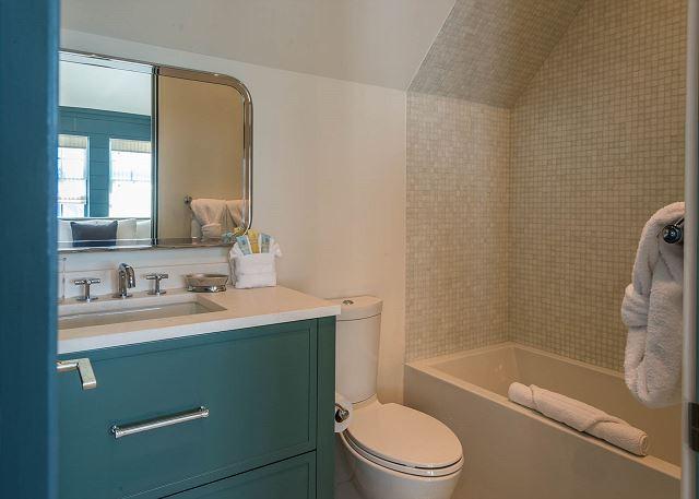 Third Floor: Bathroom