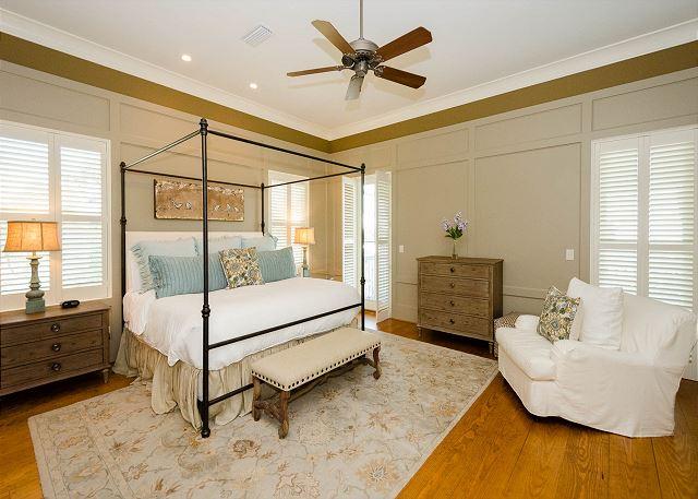 First Floor, Master Bedroom