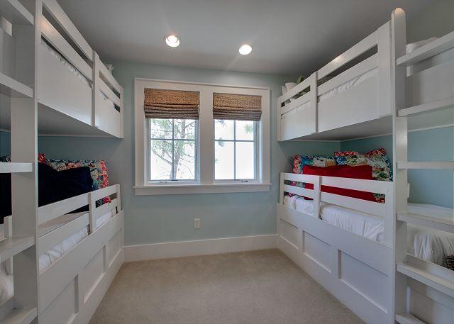 Second Floor: Bunk Room