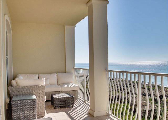 C202 Balcony with Gulf Views