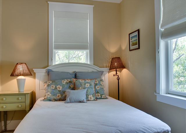 Carriage House Guest Bedroom