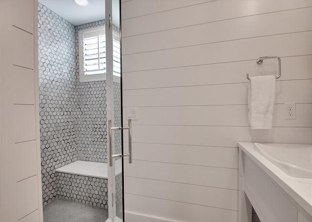 Second Floor: Carriage House Bathroom